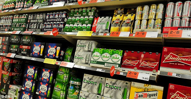 A study at Oxford University also found that alcohol guidelines may be too generous, saying that more than one unit of alcohol a day is 'detrimental to cognitive performance'