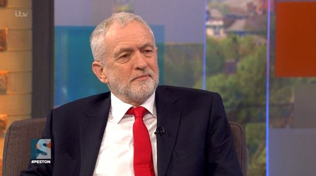Appearing on ITV's Peston programme today, Jeremy Corbyn questioned whether the much-vaunted Transatlantic tie existed as he condemned Donald Trump over alleged racist jibes about African countries