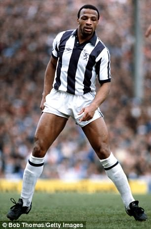 Image result for cyrille regis