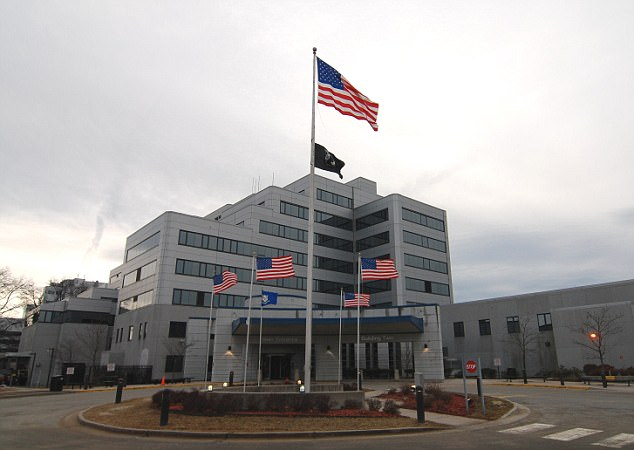 Turner went for surgery to remove his prostate in 2013 at West Haven VA hospital (pictured) after he was diagnosed with cancer