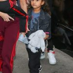 Cuties: North West And Penelope Disick Sporty Style In California