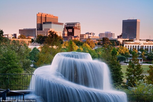 The 29 best small cities in America revealed   Daily Mail ...