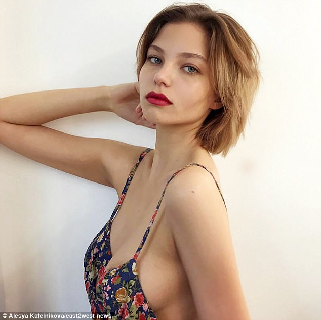 Alesya now admits that she suffered from bulimia after years of denying she had an eating disorder despite her father's public comments