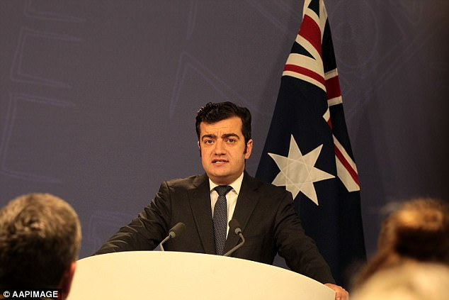 Sam Dastyari quit as a senator in December after he dealings with a Chinese billionaire were revealed