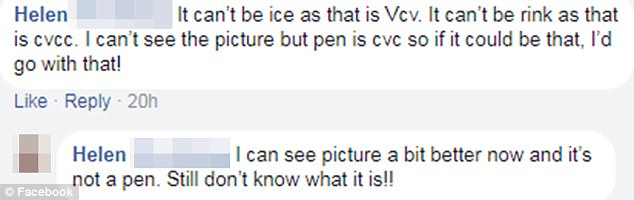 However, others pointed out that the answer could not be ice as it was not a CVC word, which consists of a consonant, vowel, consonant