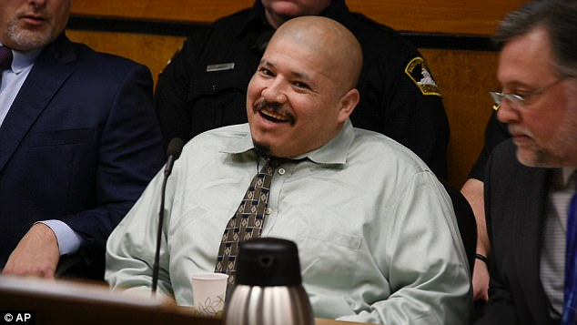 Luis Bracamontes, 37, who is in the United States illegally, admitted to killing two Sacramento-area police officers and pledged to do it again, in a chilling courtroom outburst on Tuesday