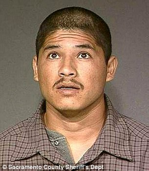 Bracamontes is seen here in a mugshot from July 2001