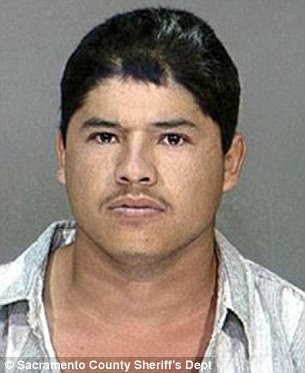 Bracamontes is seen here in a mugshot from January 1998