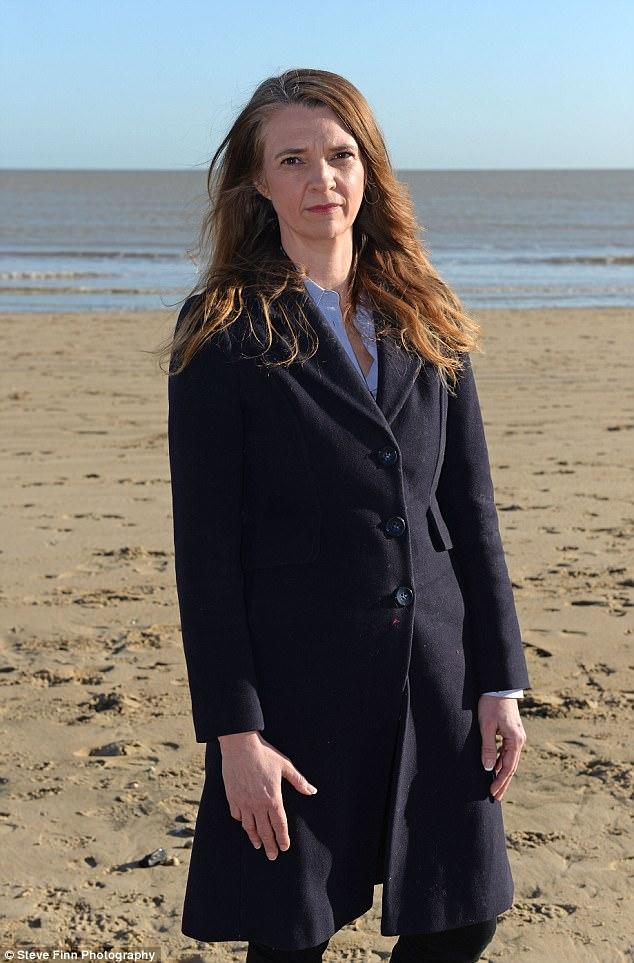 Susie Govett, 46, was Mr Bolton's campaign manager for his successful Ukip leadership bid last year