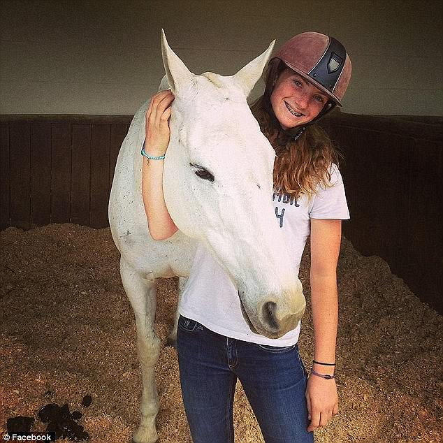 Olivia Inglis was just 17 when she was killed while competing in a cross-country riding event