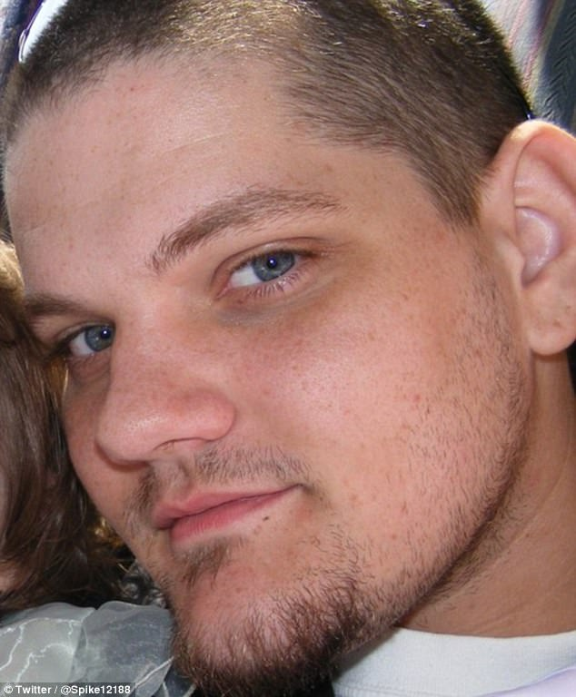 Howland Jr. (pictured on Twitter) also was sentenced by Judge Fred Copeland to four years each on five other charges, bringing his total sentence to 120 years