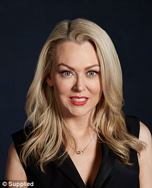 Bec (pictured) is a former ad agency head and now owns her own consultancy