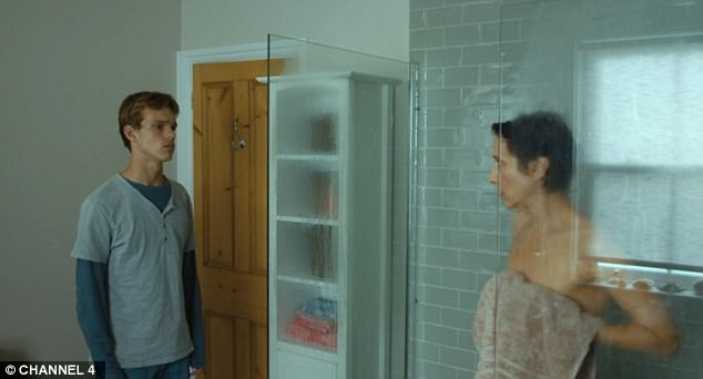 Disturbing Scenes Simon Walked In And Watched His Mother In The Shower In The Penultimate