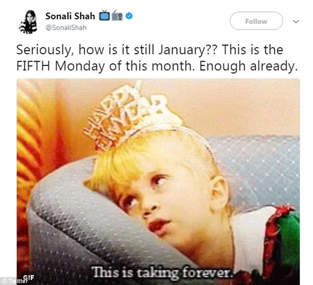 Memes: In one meme of Michelle from Full house, she's pictured wearing a Happy New Year crown and it's too real because NYE feels like months ago but it was in January