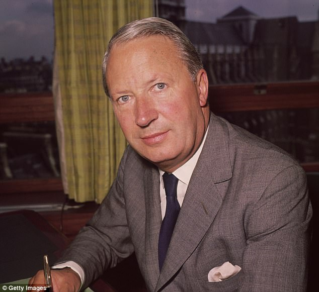 As Daniel Janner argues: 'The Westminster strand of the inquiry is not only unfair, but it is designed to trash the reputations of politicians like my father, Ted Heath (pictured)