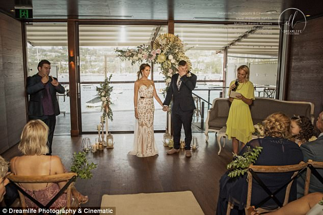 Performing Wedding Ceremony What Say