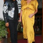 Pregnant Chrissy Teigen Looked lovely for a Date Night With John Legend