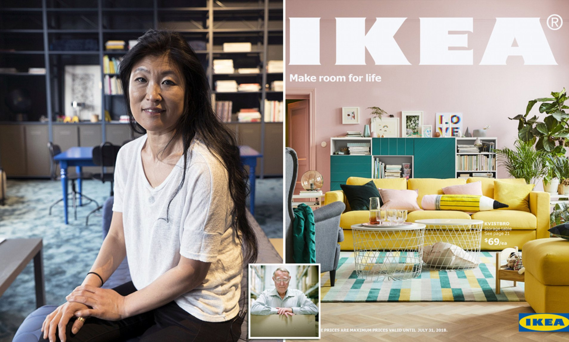The Secret Behind The Making Of The Ikea Catalogue Daily