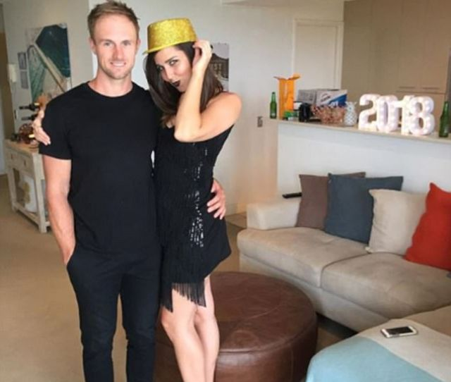 The Tv Starlet Has Since Found Love With Brisbane Man Matt Baker