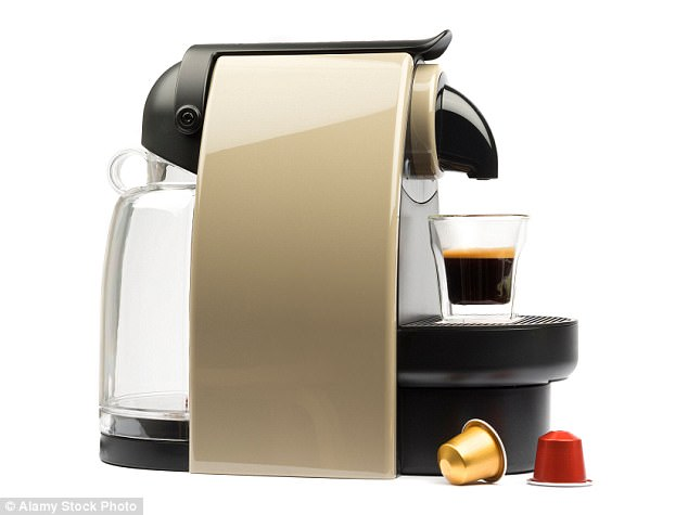 Do YOU have a pod coffee maker? If so, how many cups do you make a day?