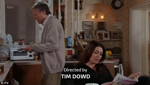 Mr Dowd has been a part of the television company for three decades, working for Emmerdale, Casualty and Heartbeat before joining The Street 24 years ago
