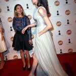 Angelina Jolie stuns at the Annie Awards