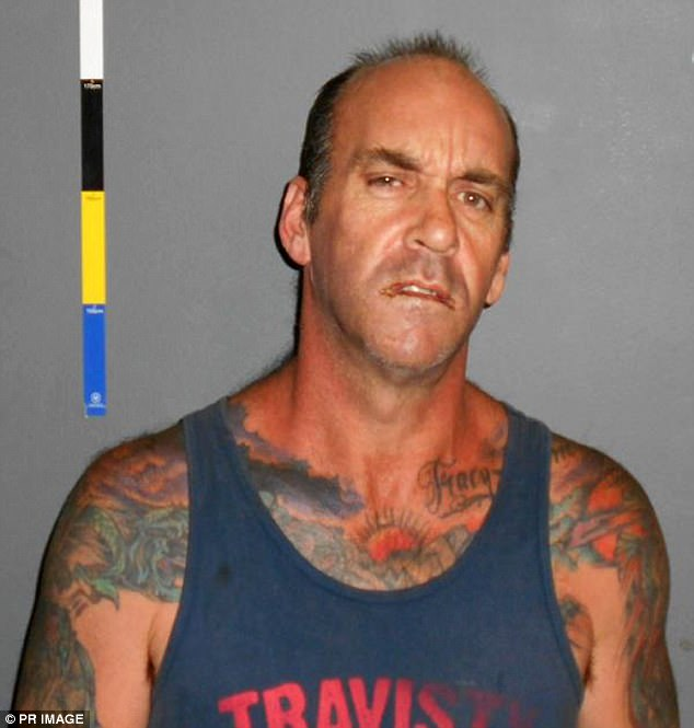 South Australian detectives are desperately hunting for Travis Kirchner, 43 - said to have a tiger tattoo and a 'possible' rat's tail