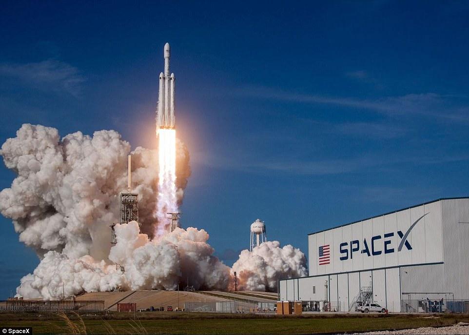Image result for elon musk rocket
