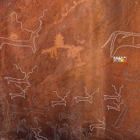 The ancient rock art that rewrites the history of Arabia; Phoebe Weston; Daily Mail