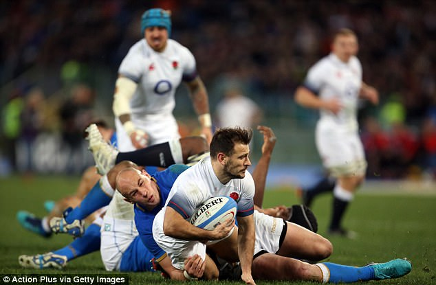 Captain and talisman Parisse admitted he could easily have quit Test rugby two years ago