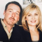 Kim Cattrall lashes out at SATC co-star Sarah Jessica Parker following the death of her brother