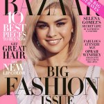 """Man, I wish I knew more Spanish,""- Selena Gomez On the cover of Harper's Bazaar"