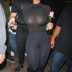 Amber Rose Reveals She had Breast reduction Surgery