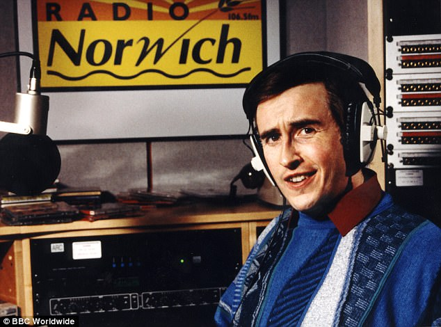 Partridge was in the 1997 comedy I'm Alan Partridge during which he lived in a roadside hotel