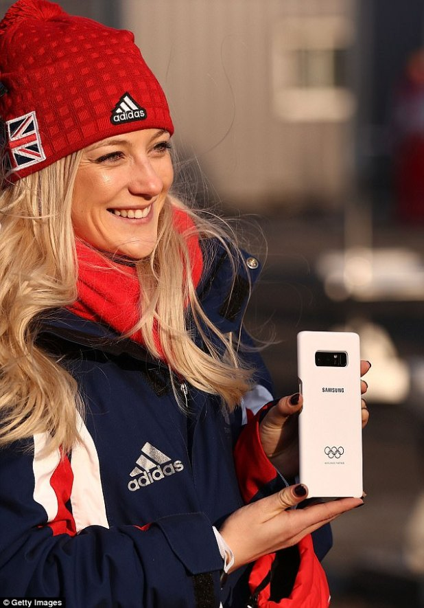 Elise is TeamGB's great hope for a first gold medal at the Games if she wins her two heats today to reach the final of the 500m skating