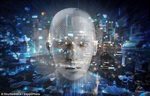 AI systems rely on artificial neural networks (ANNs), which try to simulate the way the brain works in order to learn. ANNs can be trained to recognise patterns in information - including speech, text data, or visual images
