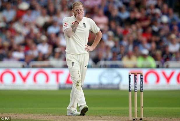 Stokes has not featured for England since their meetings with West Indies last summer