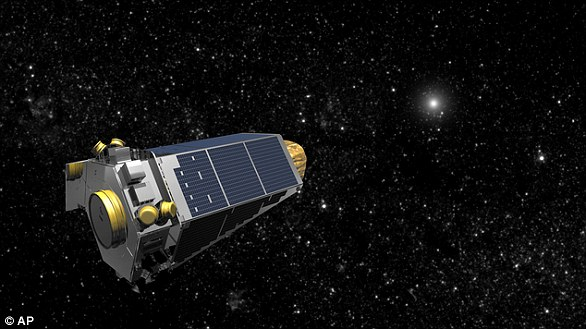 Kepler is a telescope that has an incredibly sensitive instrument known as a photometer that detects the most minimal changes in light emitted by the stars