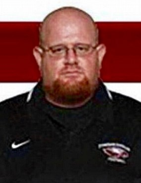Aaron Feis, 37, died acting as a human shield. The track coach had thrown himself on top of the kids to stop the bullets from hitting him. He was a former student and was also a security guard at the school where he had worked for eight years