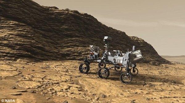 Mars rover 2020 is set to return a Mars meteorite   Daily ...