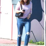 Mandy Moore's Casual Style In Los Angeles