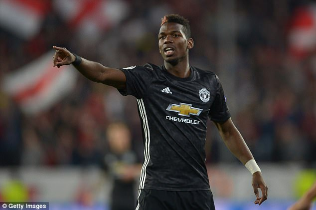 Pogba missed United's win at Huddersfield through illness – in Spain he was fit but still left out