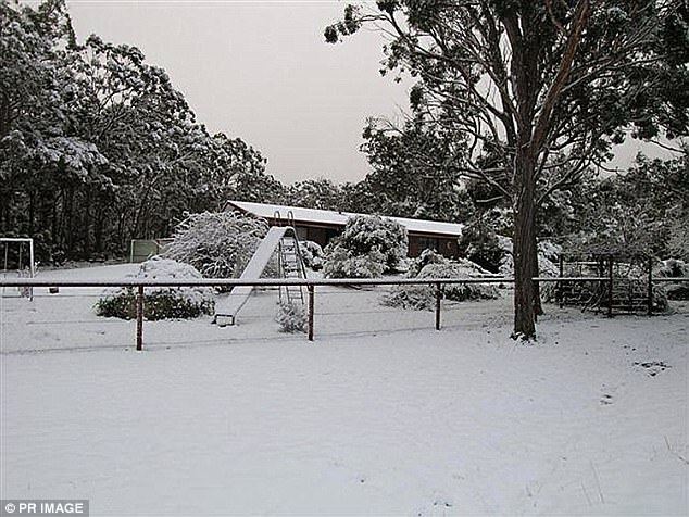 Taylor pensa que será uma boa temporada de neve em NSW e Victoria - com o clima mais frio provavelmente cair em junho e julho