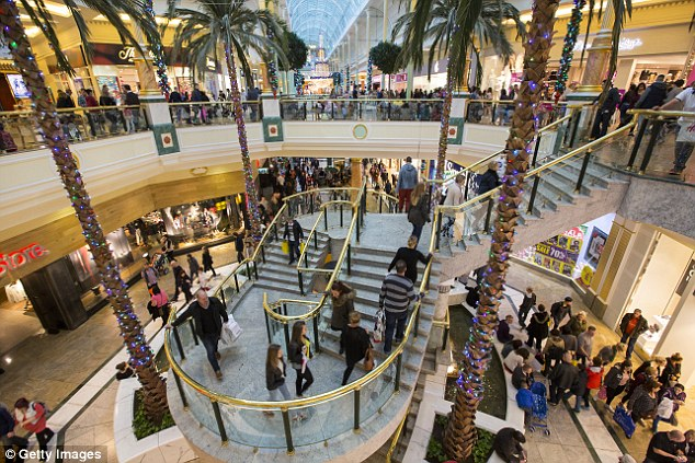In the run up to Christmas, UK retailers will be hoping that shoppers are willing to splash out
