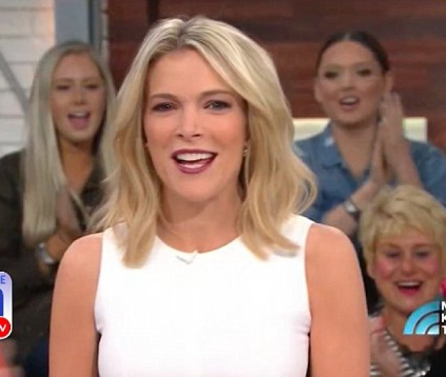 Megyn Kelly Comes Under Attack As Nbc Veterans Jeer At Her Lauer Comment Daily Mail Online