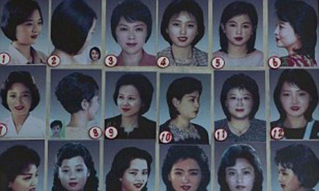 north korean fashion women are 'encouraged' to choose from