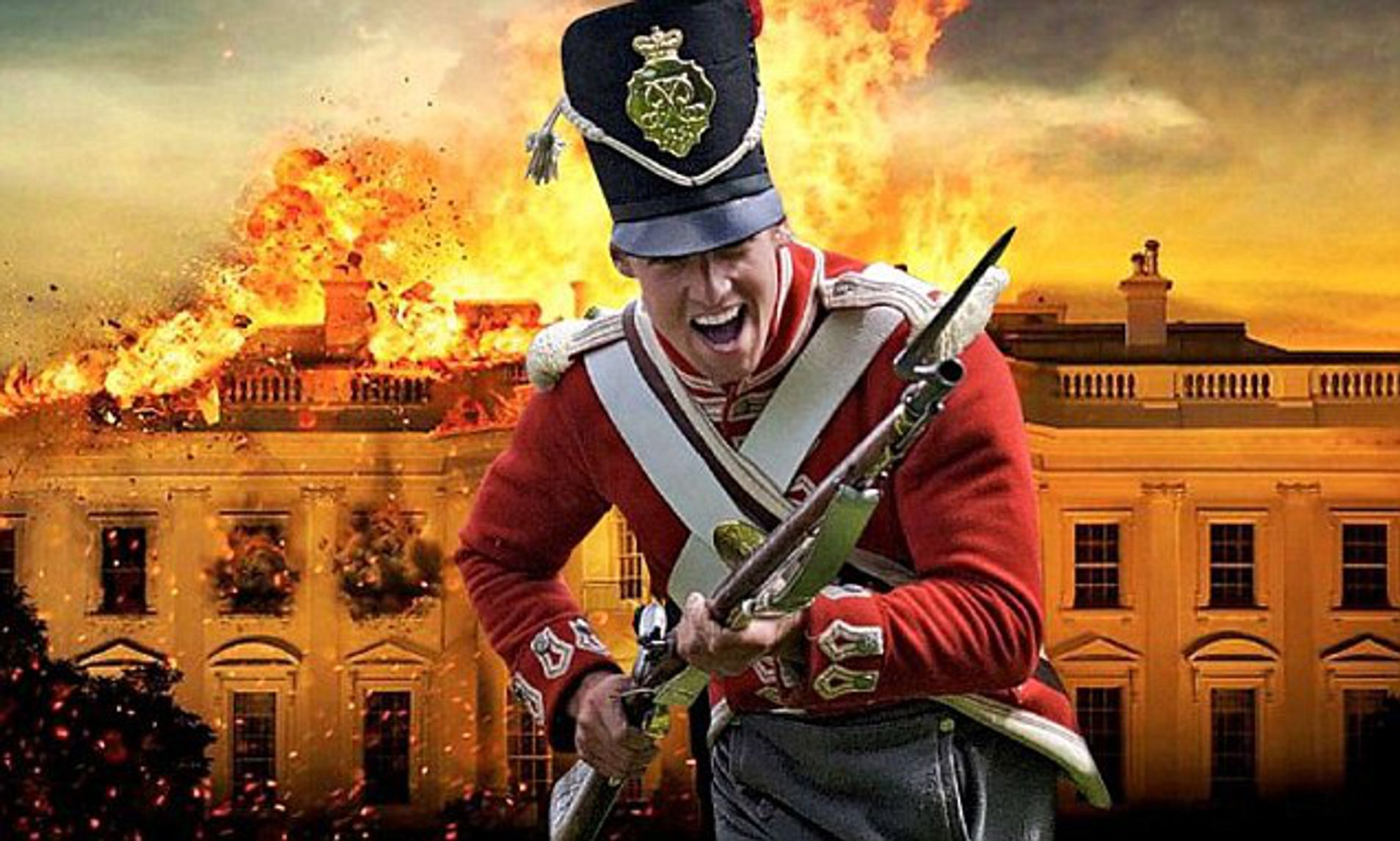 When Britain Burned The White House The Invasion Of