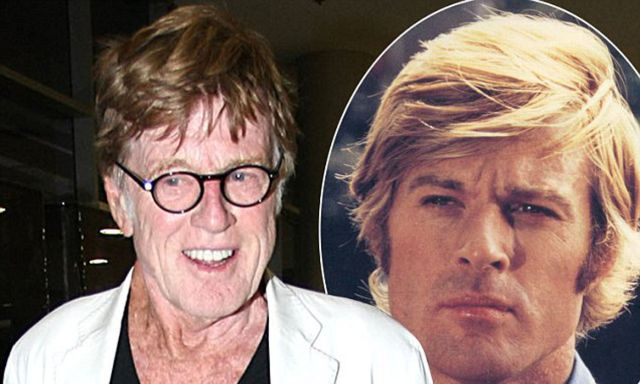 how does robert redford keep such a lustrous head of hair