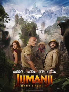 Jumanji: Następny poziom (2019) Film Online Zalukaj CDA