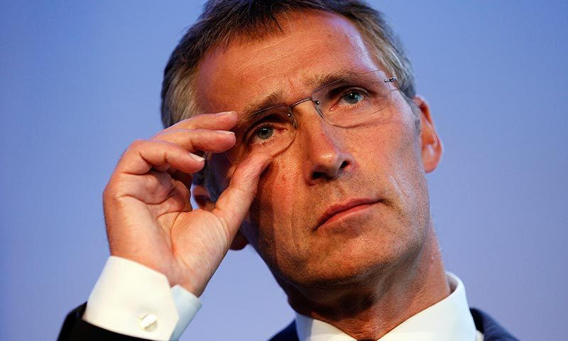 Norway's former PM Jens Stoltenberg named new Nato chief ...